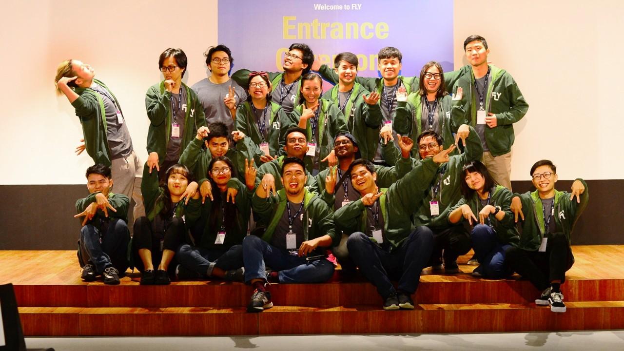 Singapore Media Festival 2018 - Film Leaders Incubator