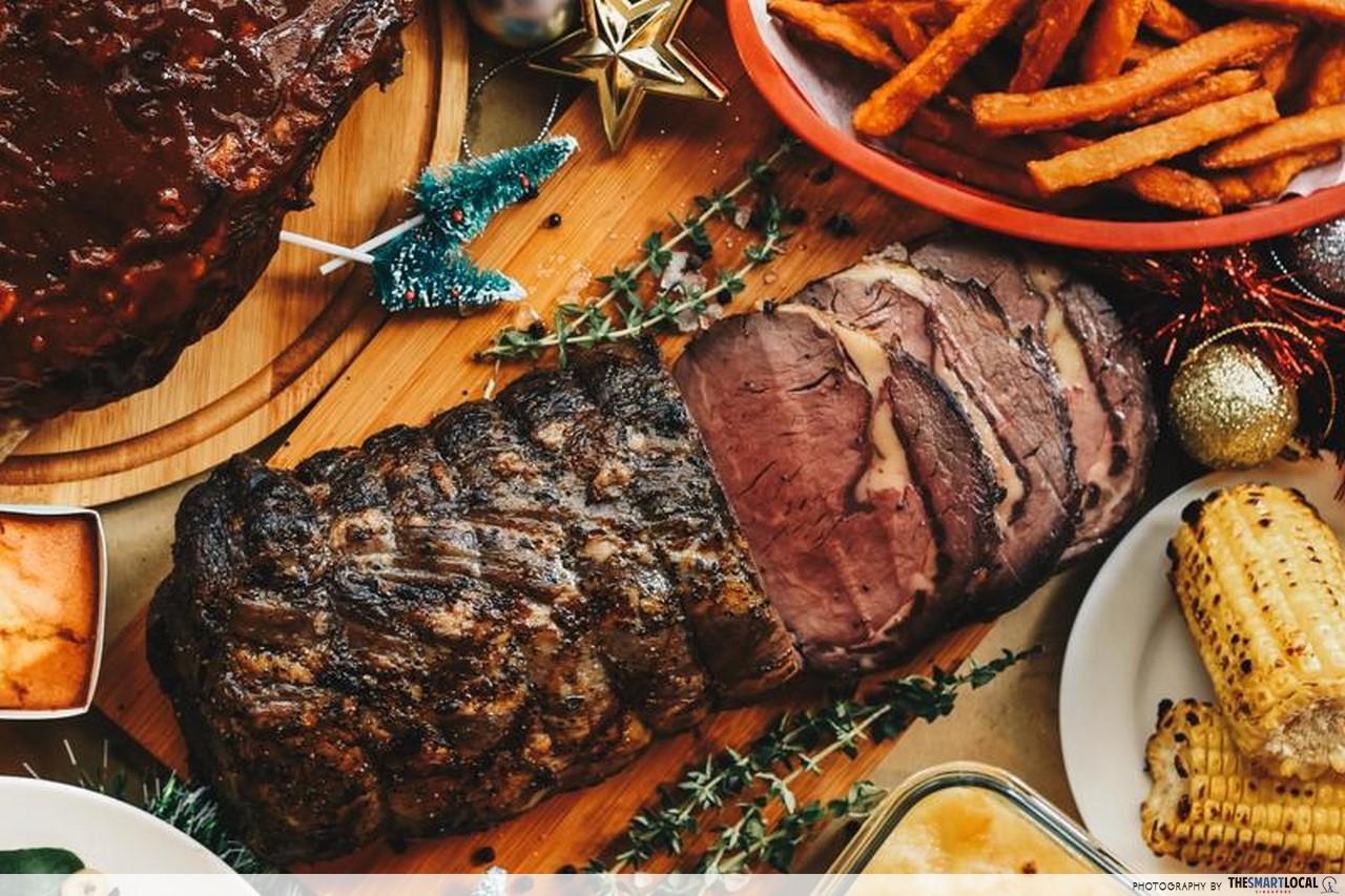 morganfields roast beef ribeye