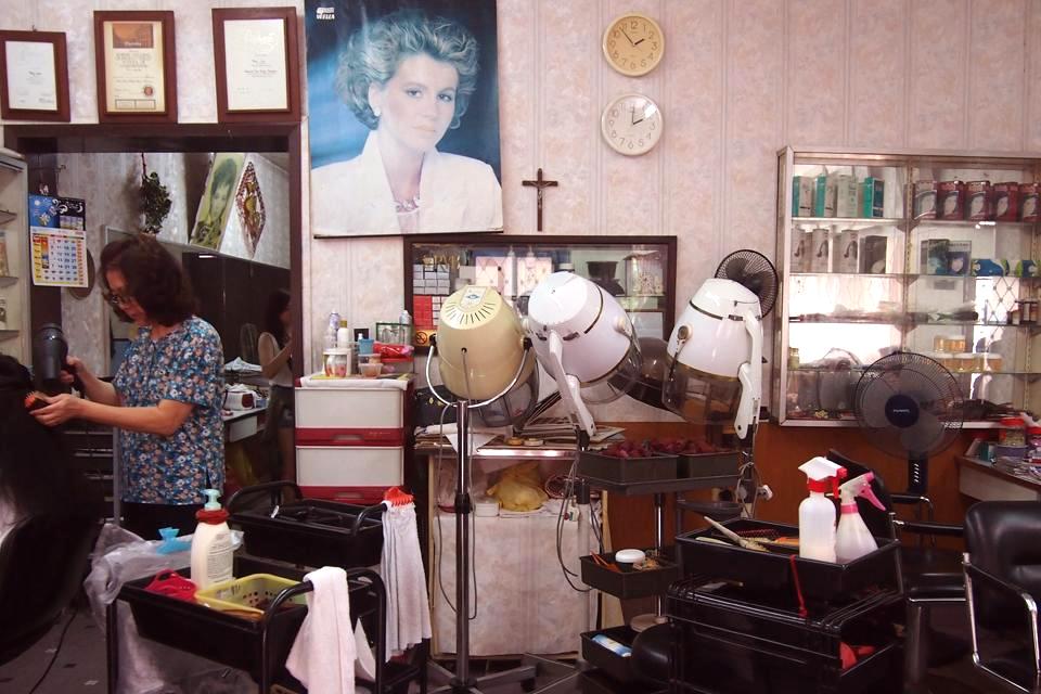 Joo Chiat Katong instawalk - carnival beauty salon