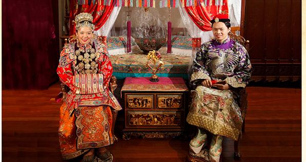 Joo Chiat Katong instawalk - rumah bebe wedding