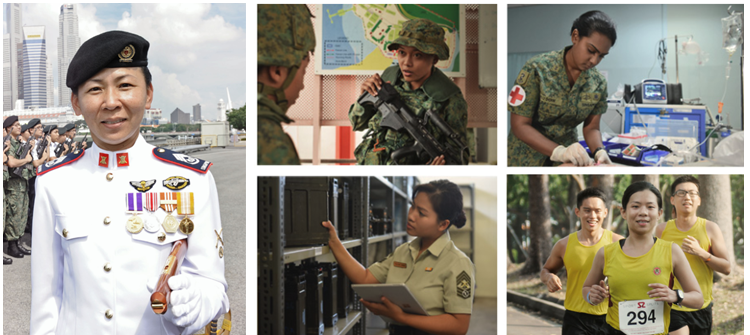 singapore armed forces recruitment
