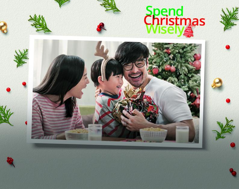 christmas takeaways dbs promotion