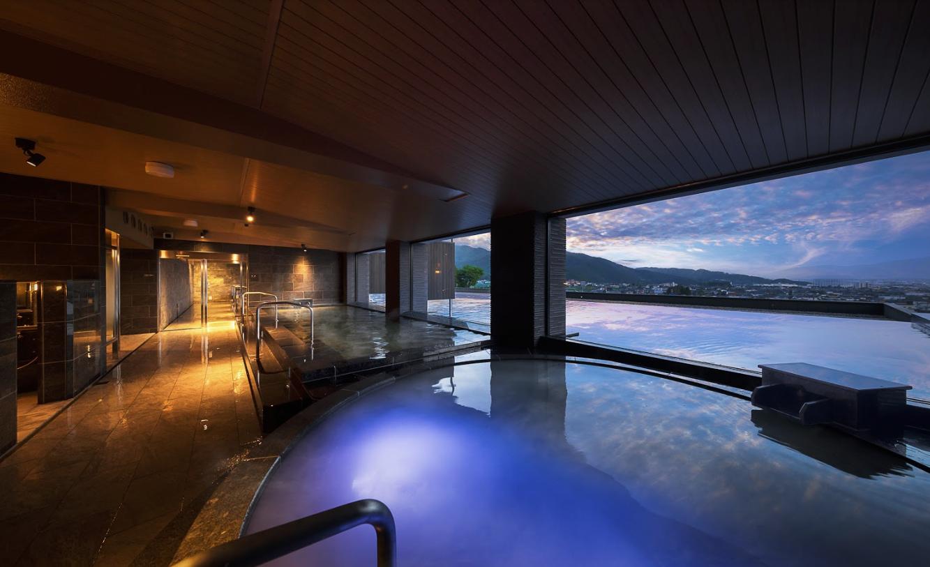 Nagano kamokochi matsumoto guide - hotel shoho onsen