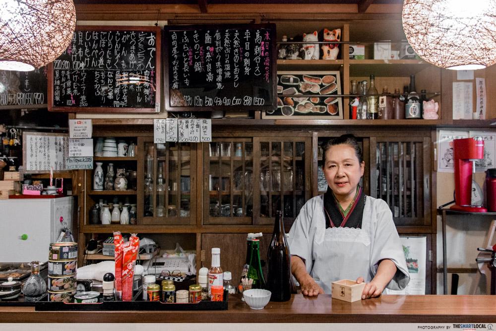 Nagano kamokochi matsumoto guide - itoya restaurant