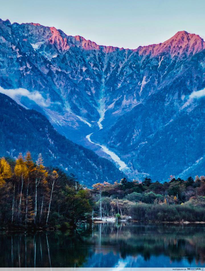 Nagano kamokochi matsumoto guide - kamikochi valley