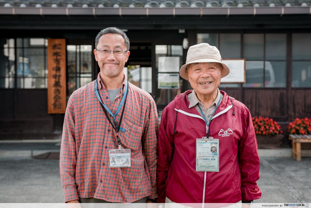 Nagano kamokochi matsumoto guide - matsumoto castle english tour guide