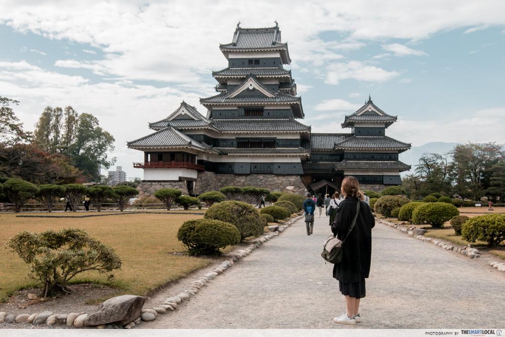 Nagano kamokochi matsumoto guide - matsumoto catsle