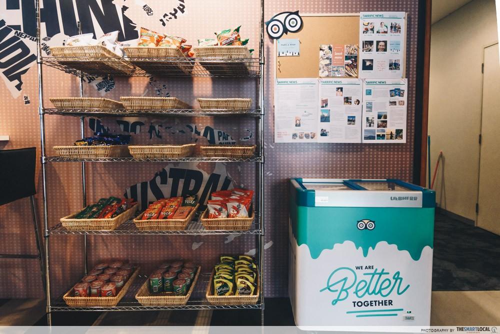 tripadvisor pantry