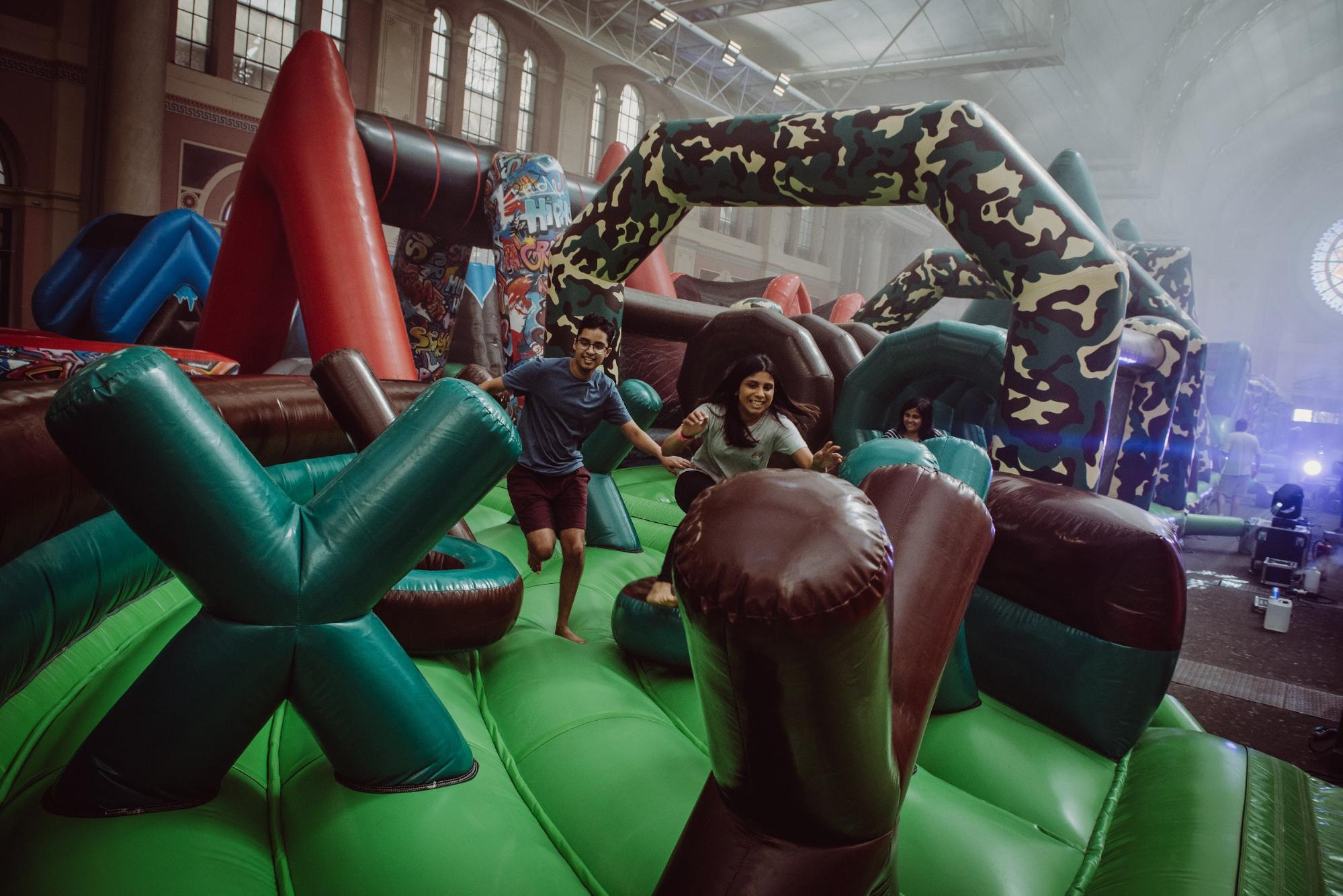 INFLATABLE PLAYGROUND IN SINGAPORE 2