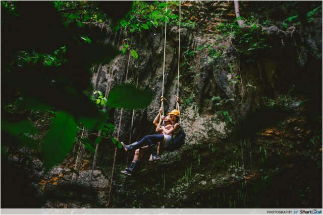 jomblang cave abseiling