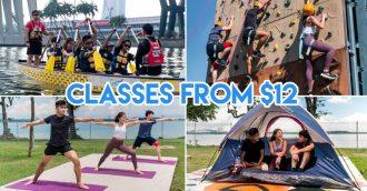PA Waterventure classes