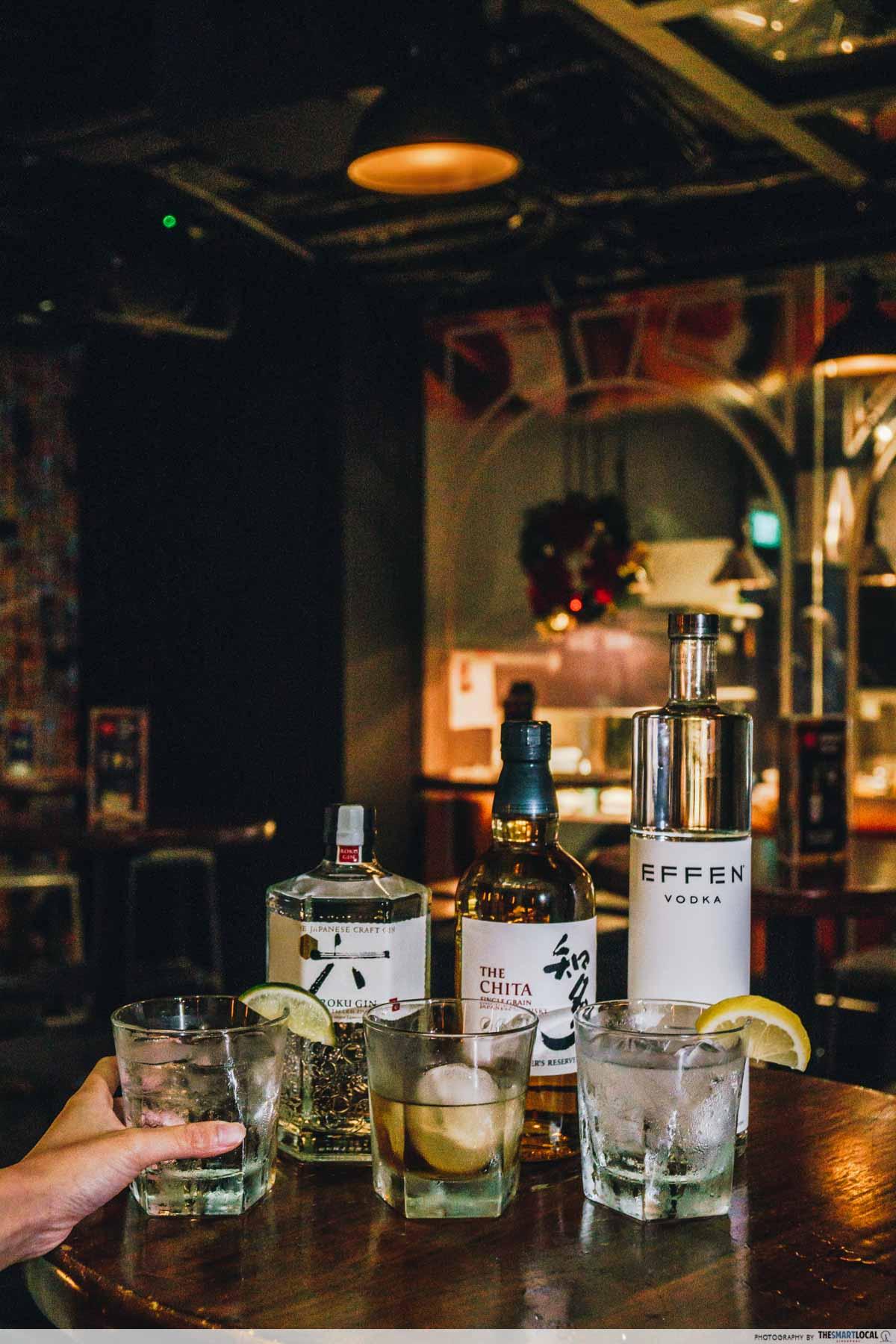 acid bar whisky