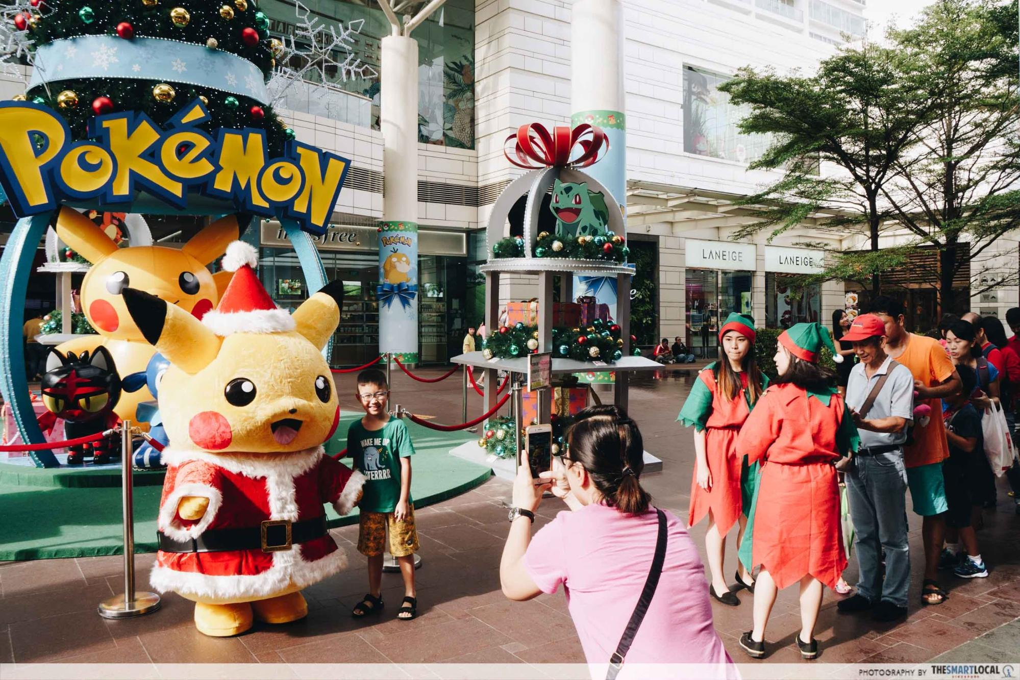 pokemon carnival at amk hub