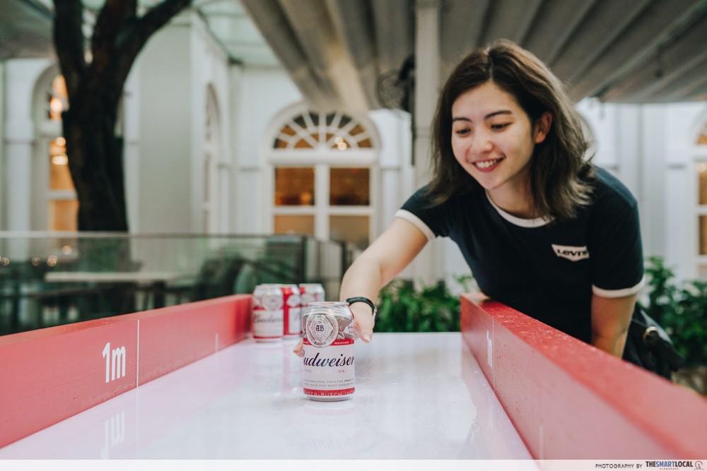 CHIJMES - Singapore's longest beer slide