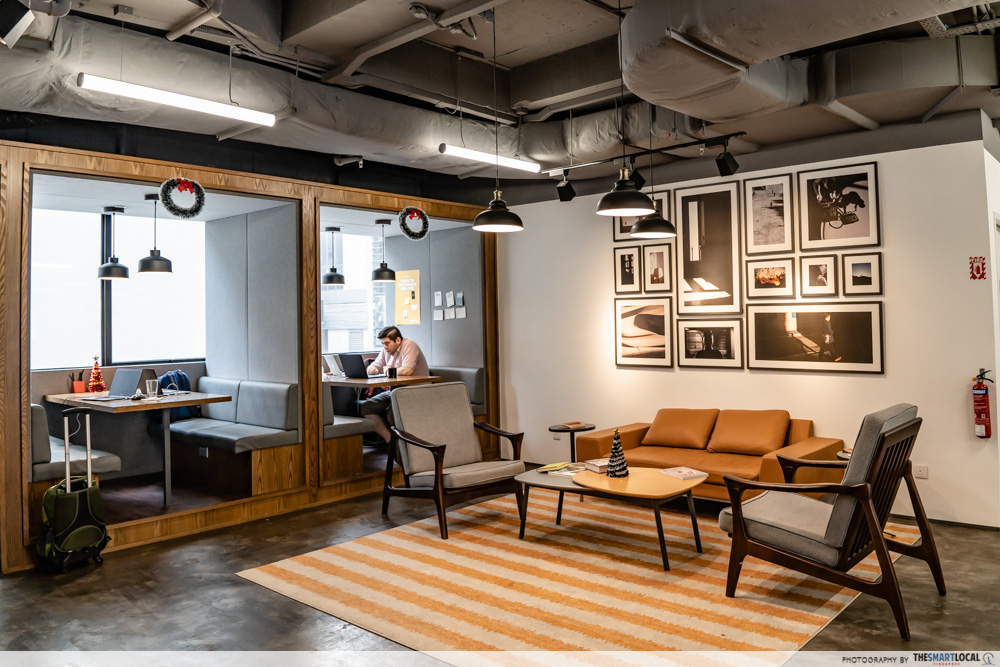 co-working space singapore