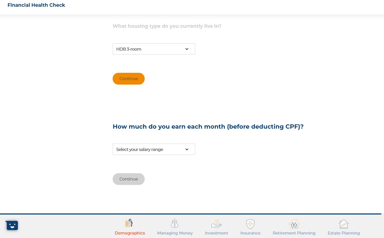 money sense quiz
