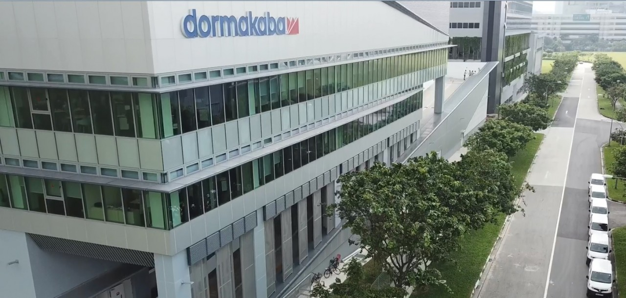 dormakaba Singapore - security solutions