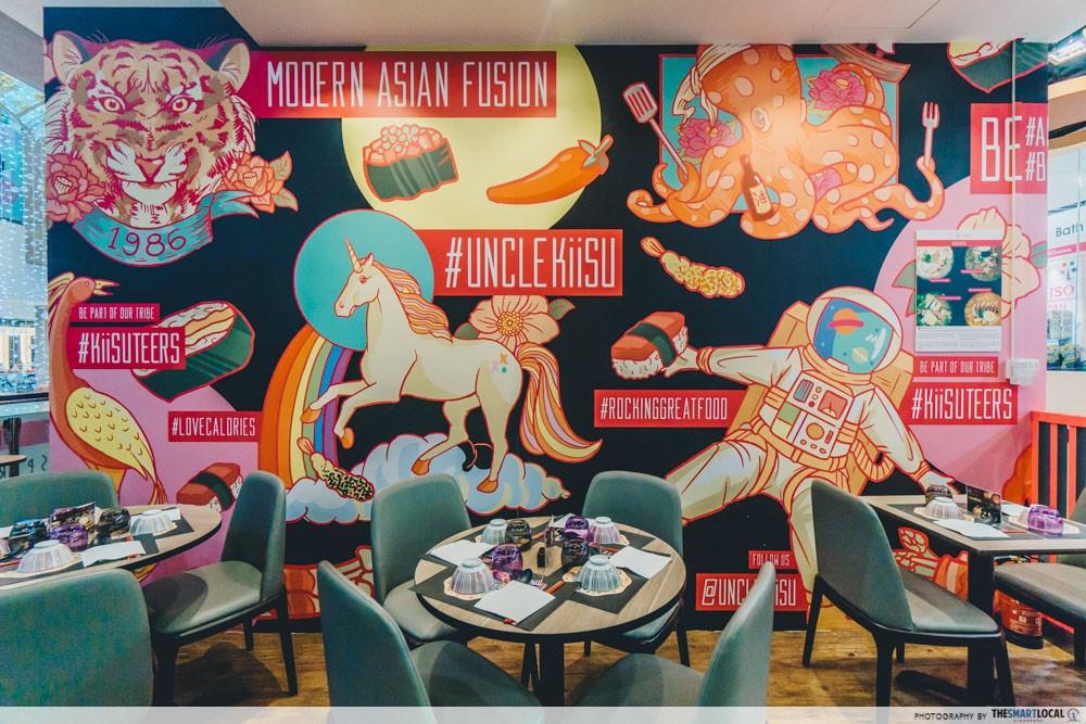 uncle kiisu unicorn