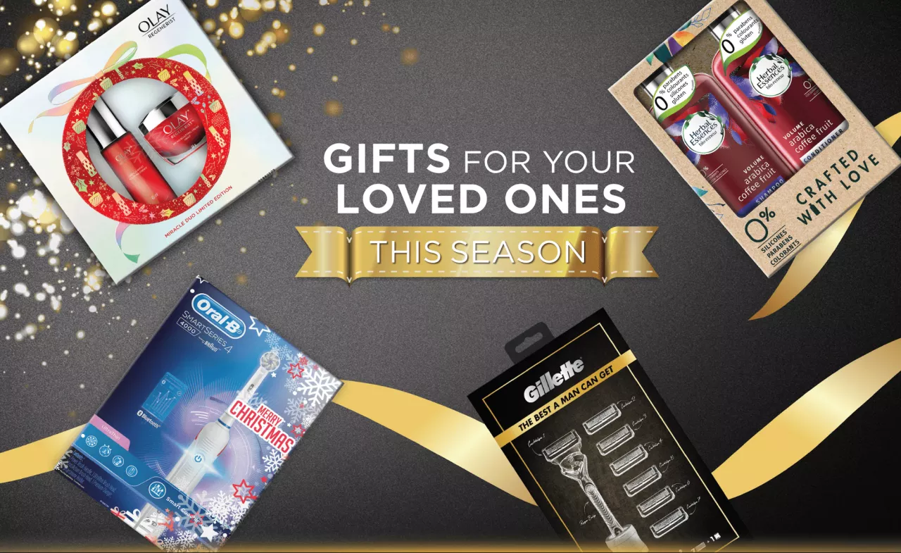 p&g gifts for loved ones banner