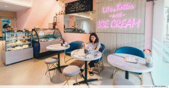 Queen of Treats - dessert cafe in Bedok
