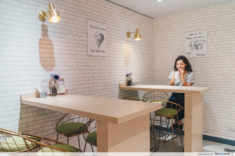 Queen of Treats - cafe in East