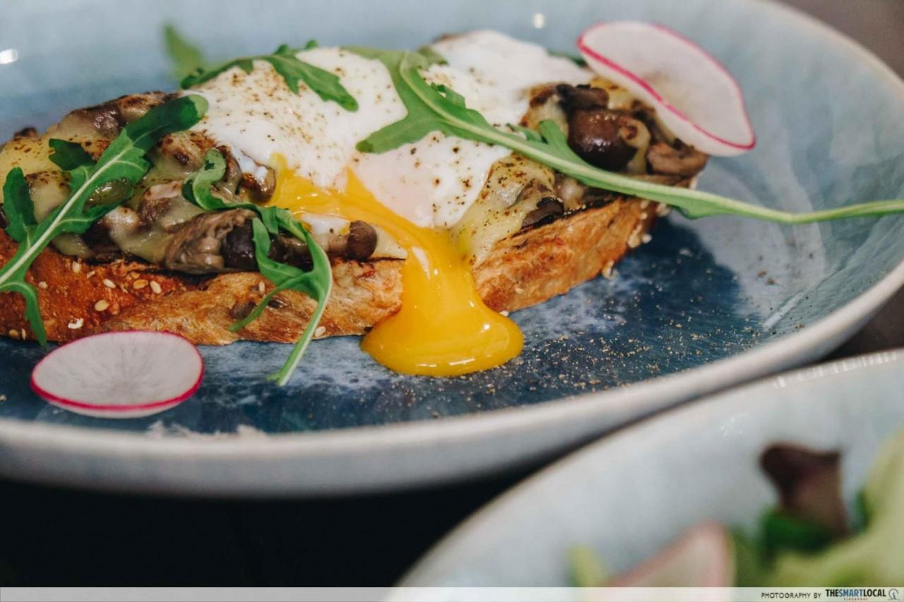 hej kitchen egg sandwich onsen