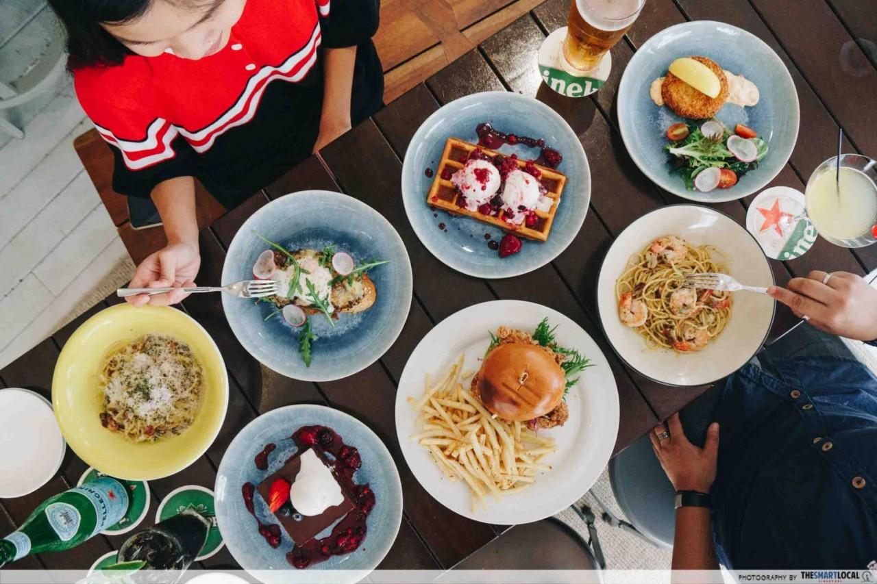 hej kitchen singapore lunch promo