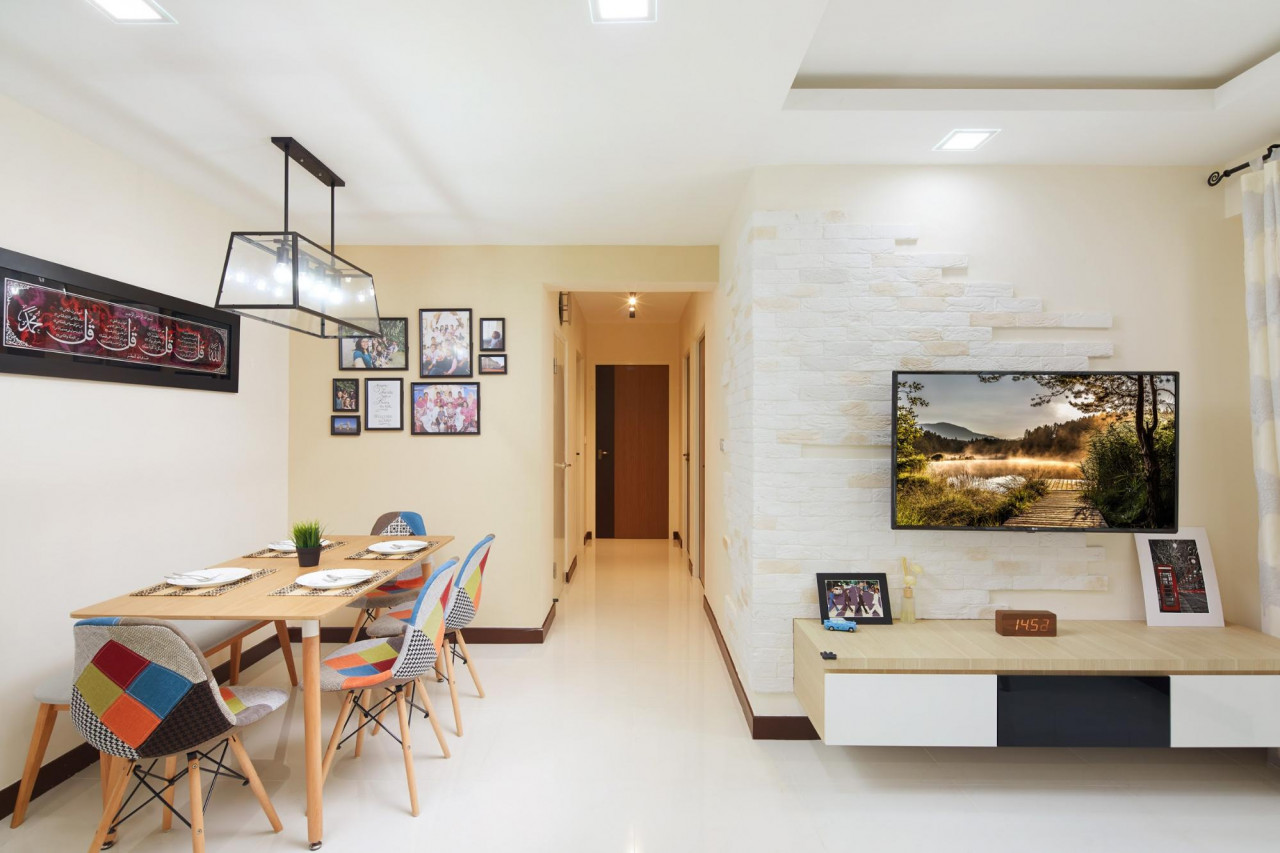 Design4Space - HDB renovations budget - airy