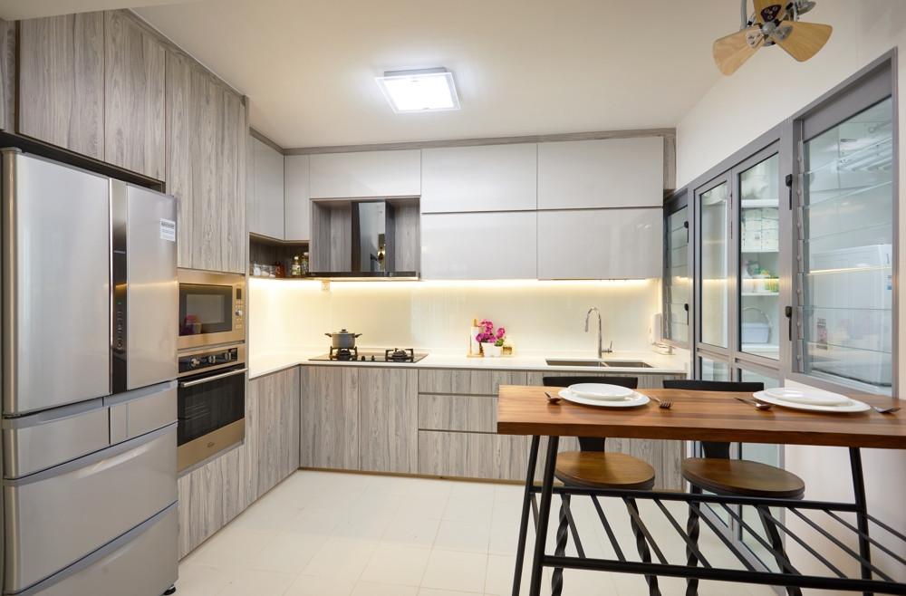 Design4Space - HDB renovations budget - classic