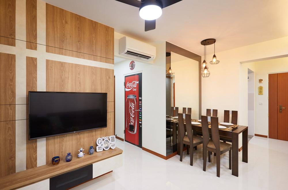 Design4Space - HDB renovations budget - cosy