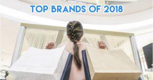 Influential Brands 2018