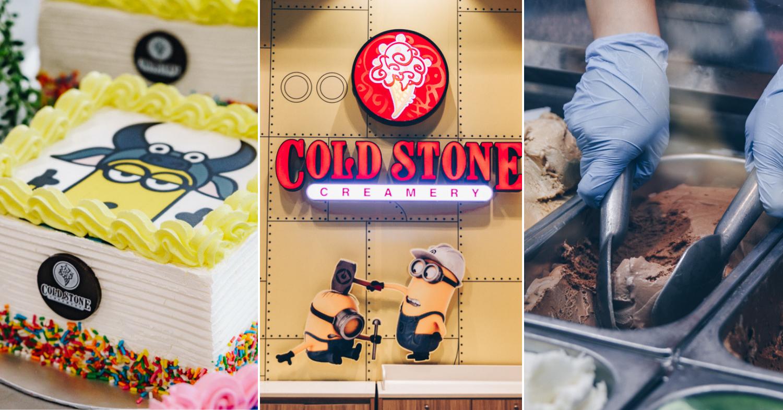 cold stone creamery cover image