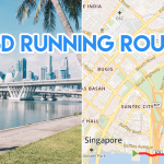Running routes in the CBD - cover image