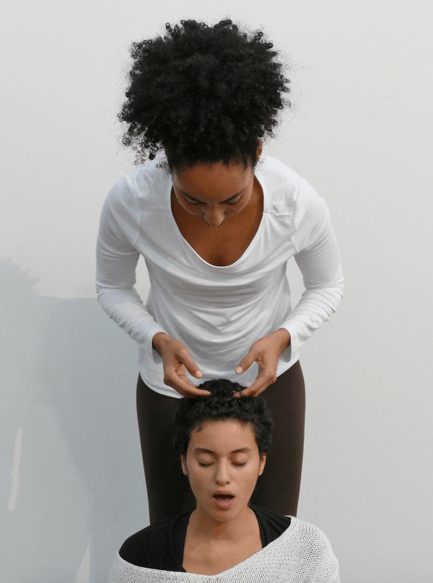 asmr massage