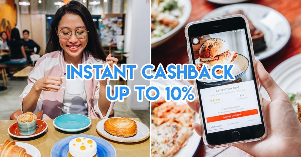 ShopBack GO - cashback