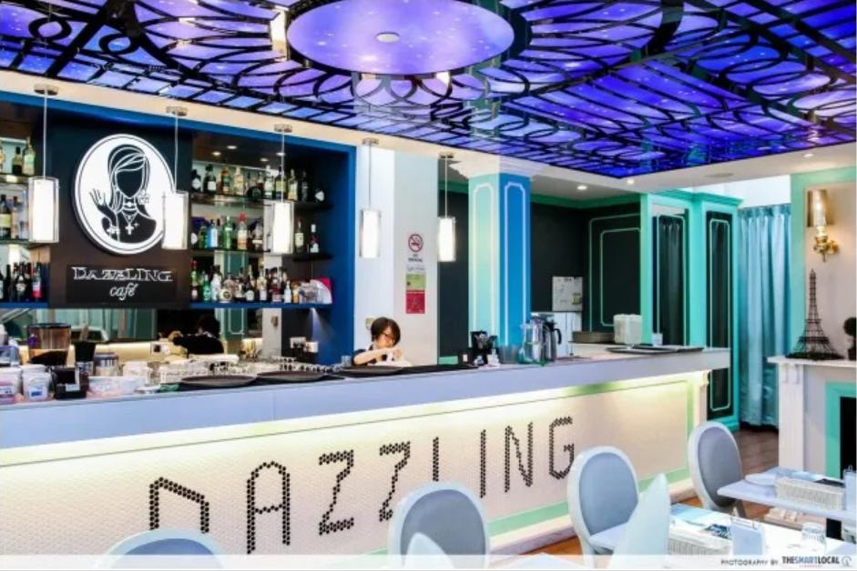 ShopBack GO - cashback - Dazzling Cafe