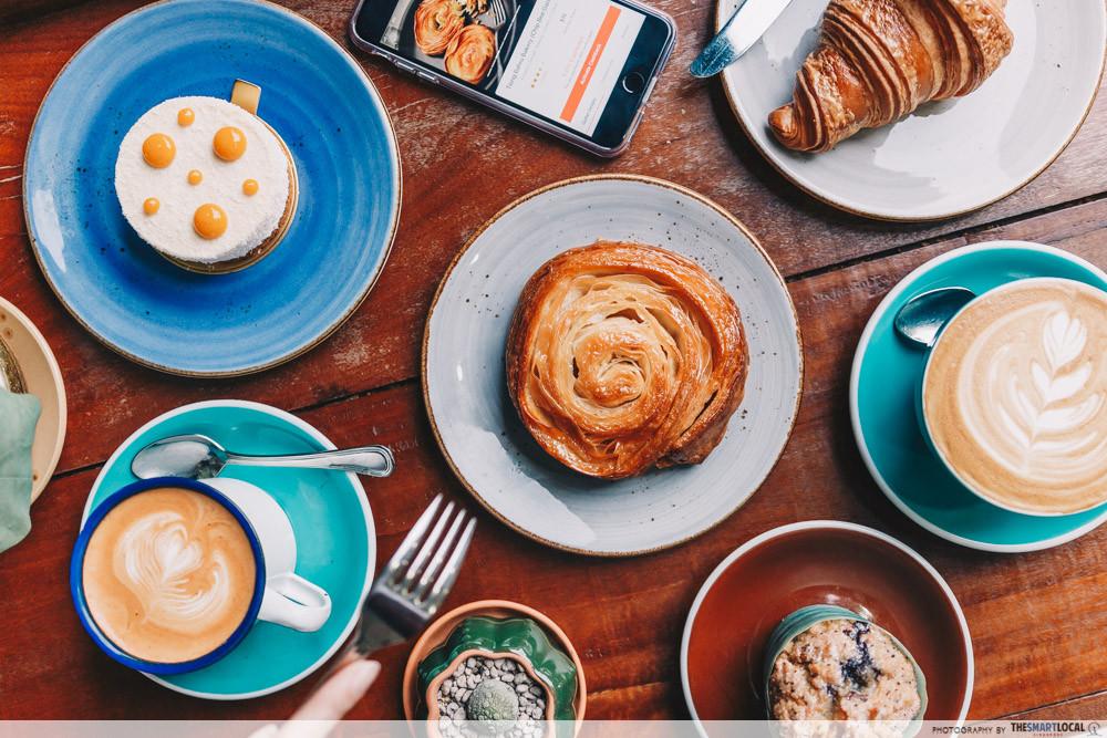 ShopBack GO - cashback - Tiong Bahru Bakery