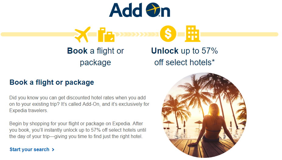 Expedia - affordable luxury hotels