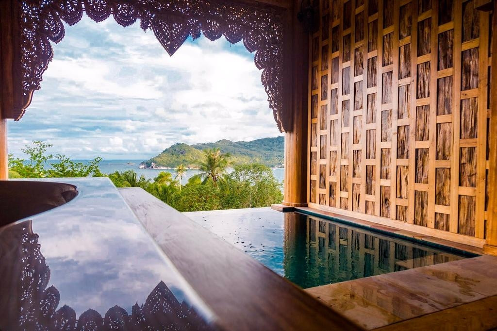 Luxury hotels in SEA - Santhiya Koh Phangan Resort