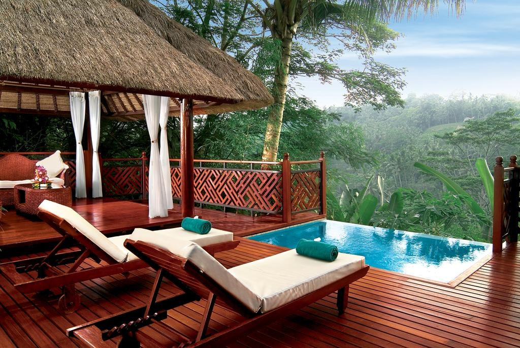 Luxury hotels in SEA - Kupu Kupu Barong Villas