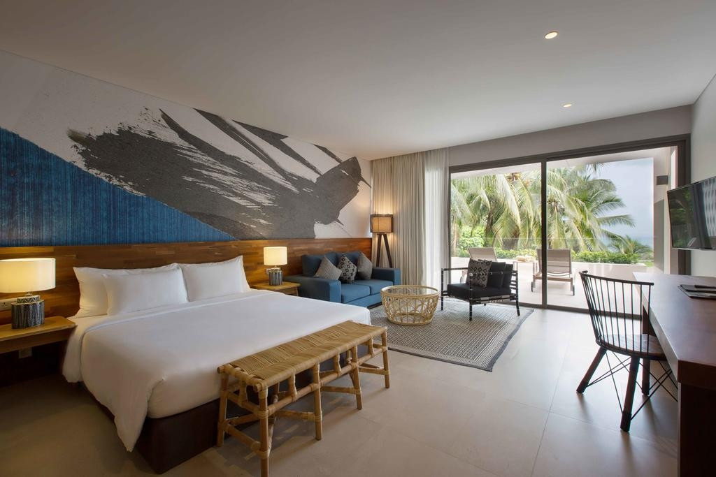 Luxury hotels in SEA - Mantra Samui Resort
