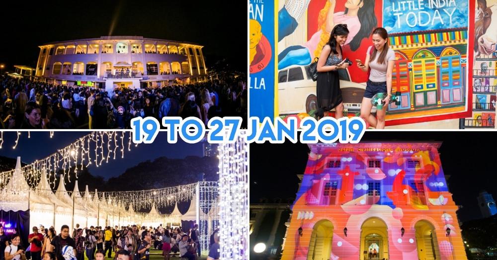 Singapore Art Week 2019