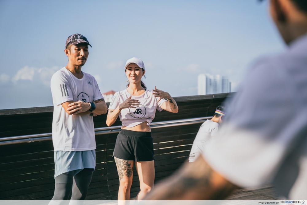 adidas runners sofie chandra