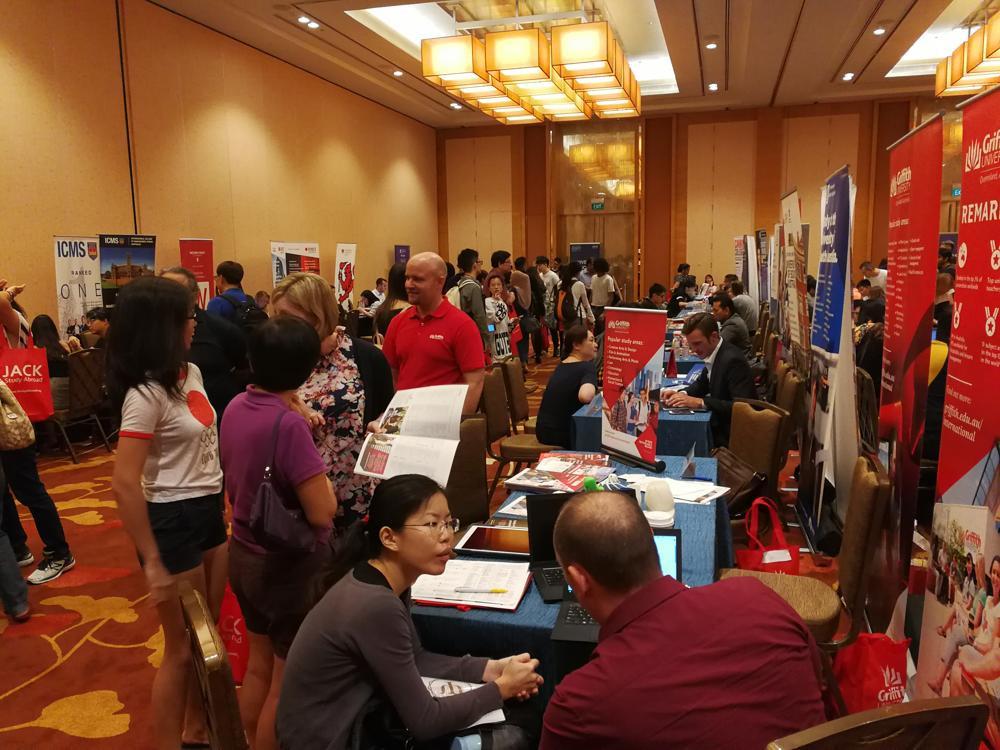 Study Abroad consultation overseas university