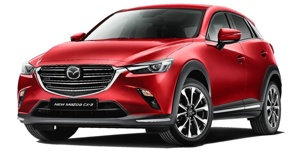 FairPrice CNY 2019 Fortune Draw - Mazda CX-3 2.0