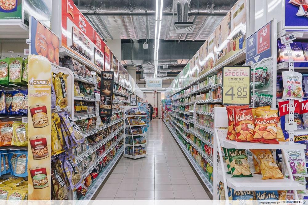 FairPrice CNY 2019 Fortune Draw - spend $30