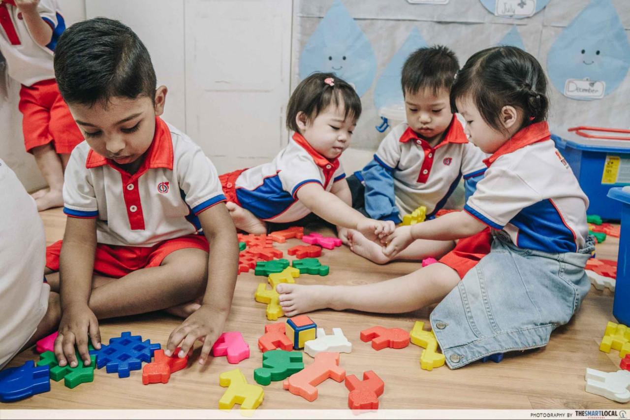 kids playtime pre school