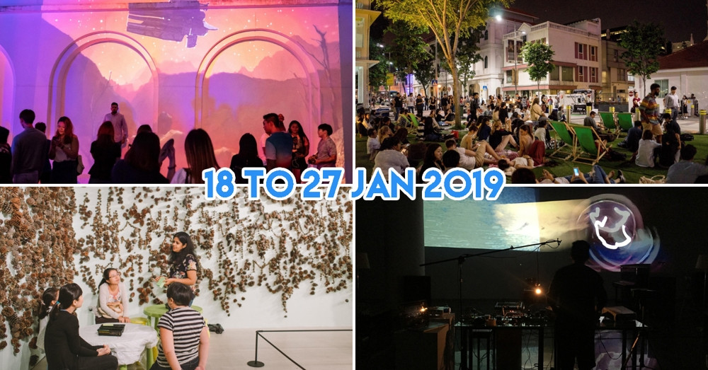 SAM - Singapore Art Week 2019