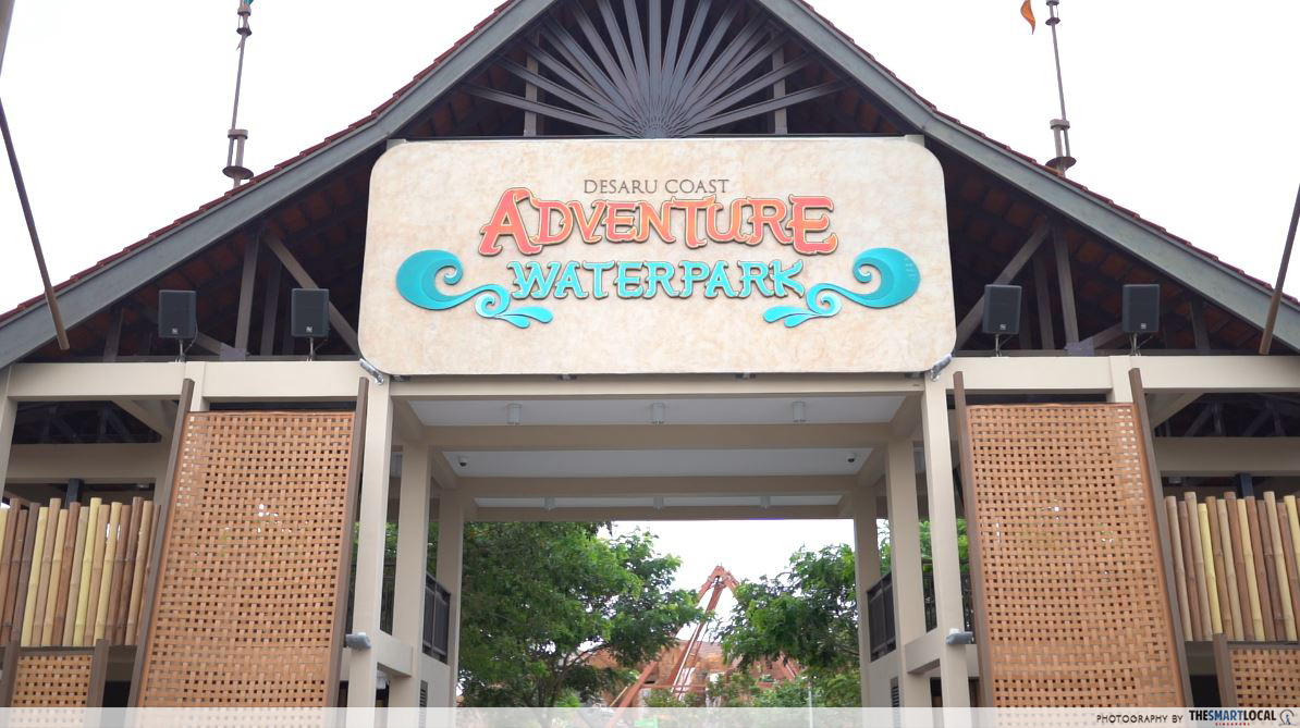 desaru coast adventure water park