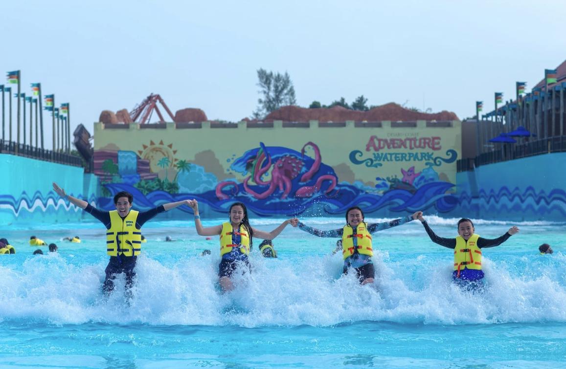 desaru coast adventure water park